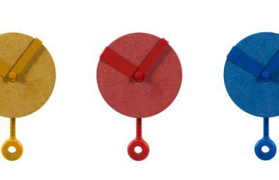 Sovrappensiero Design Studio Clip ρολόι social design Magazine 1