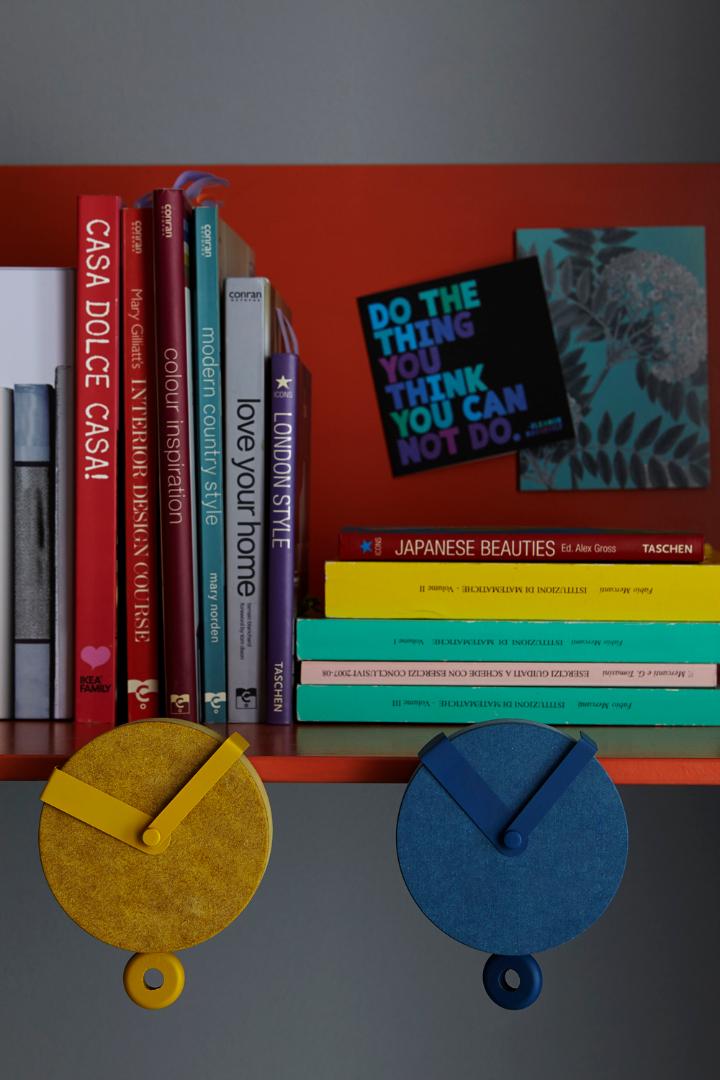 Sovrappensiero Design Studio Uhr Clip Social Design Magazin 2