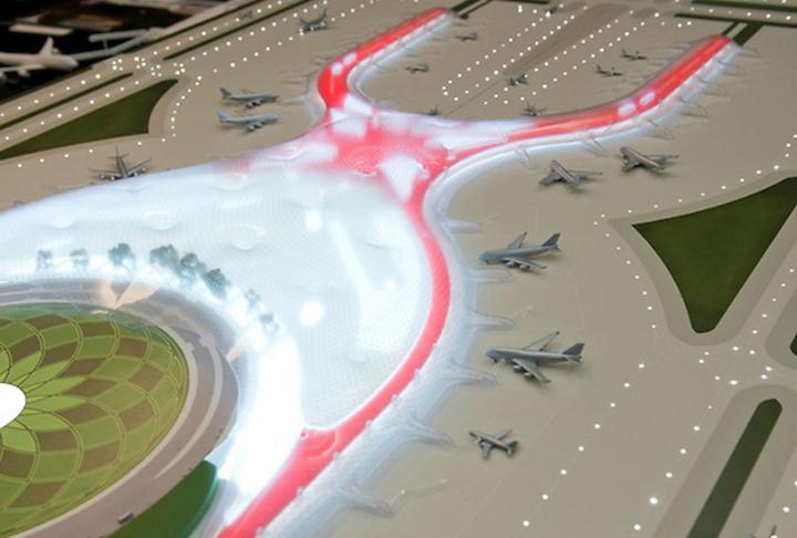 Νέο Μεξικό αεροδρόμιο της πόλης 2014 06