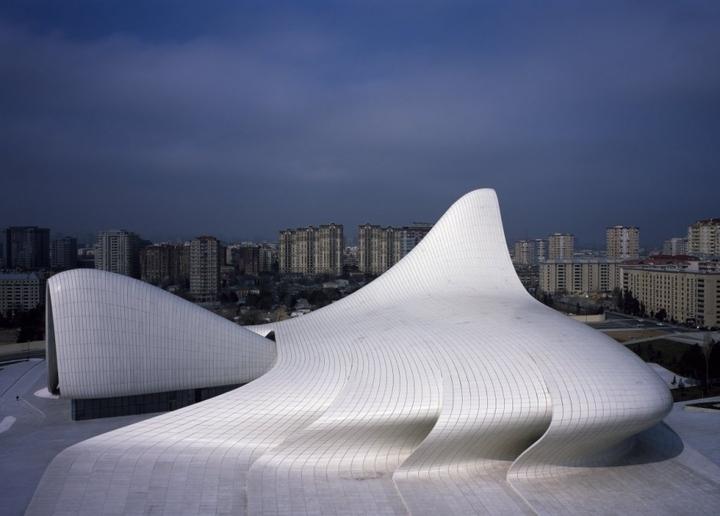 Heydar Aliyev Center Zaha Hadid Social Design Magazine-08