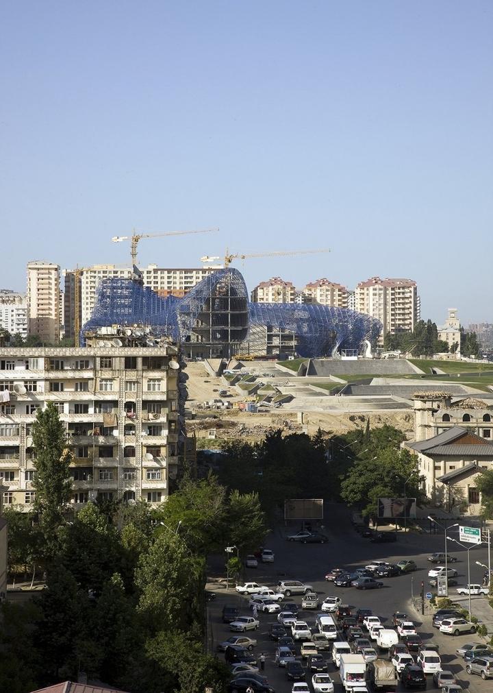 Heydar Aliyev Center Zaha Hadid Social Design Magazine-27