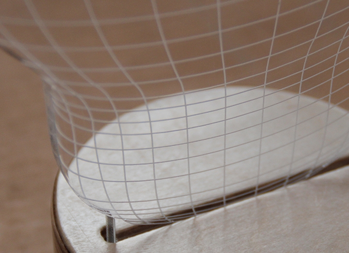 Bulbificação 3d candeeiro de mesa compartimento do projeto social-05