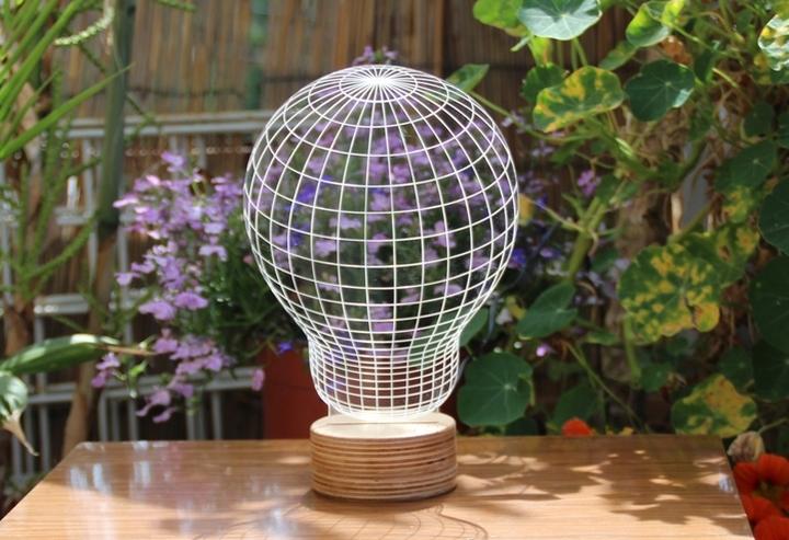 Bulbing 3d table lamp Design Magazine Social-17