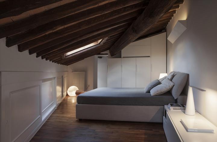 Studiòvo viejo apartamento en Lucca Social Design Magazine 15