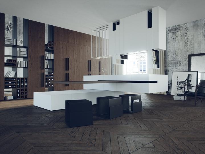 キッチンカットソーシャルデザインマガジン01を記録
