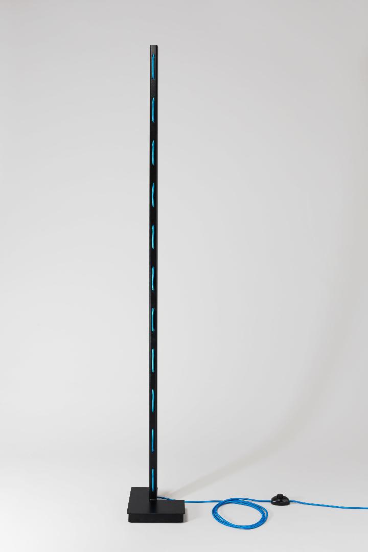 ZAVA Floor Lamp b Stitch by Massimo Rosati