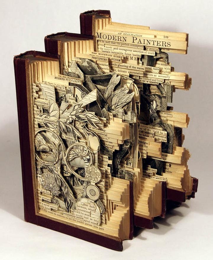 ブックアート彫刻-socialdesignmagazine06