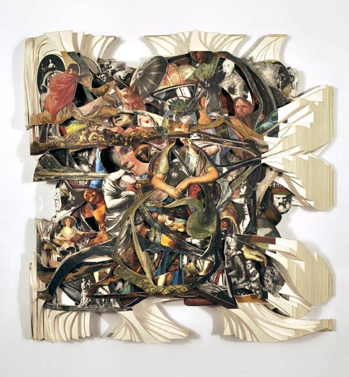 ブックアート彫刻-socialdesignmagazine07