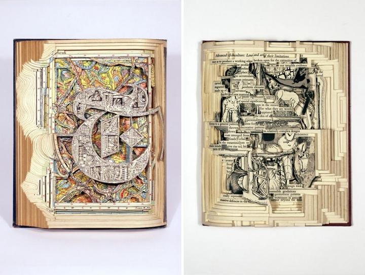 ブックアート彫刻-socialdesignmagazine29