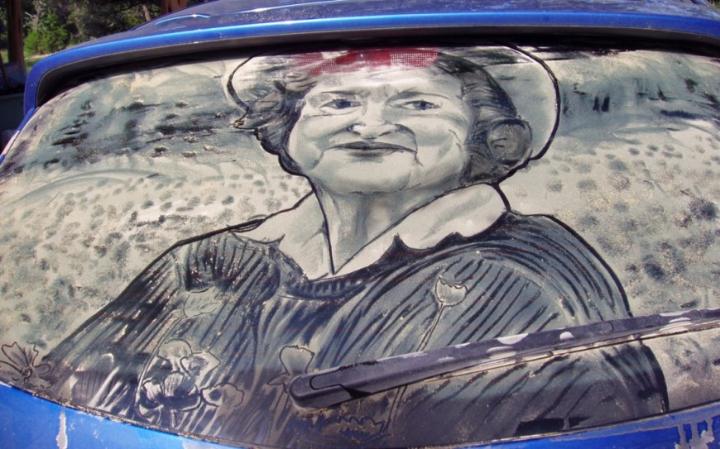 βρώμικο τέχνη αυτοκίνητο socialdesignmagazine17