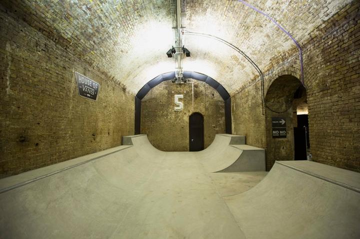 house of vans indoor skatepark-10