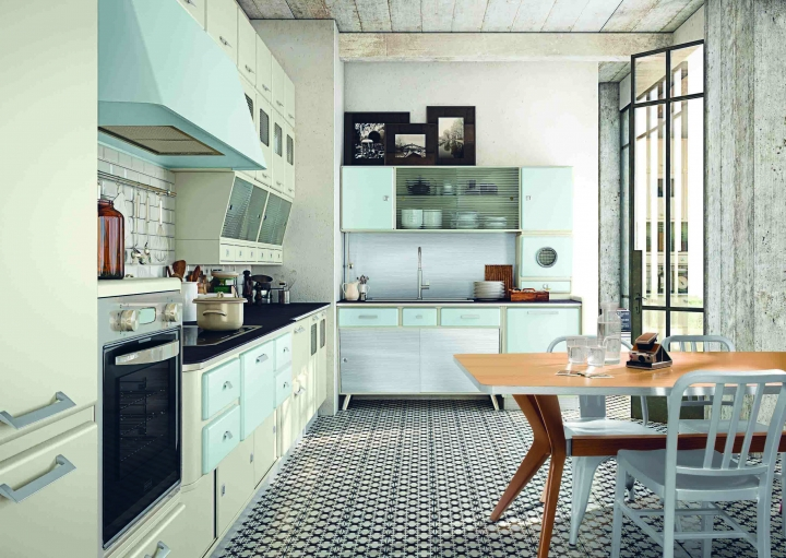 Marchi Group presents the kitchen Saint Louis: current guidelines ...