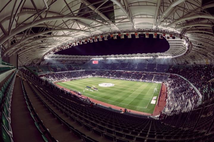 bahadçr kul Architekten konya Stadtstadion 04