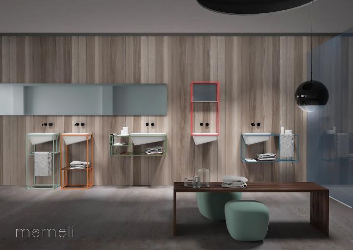 Mameli Special Mention Cristalplant Design Contest 2015