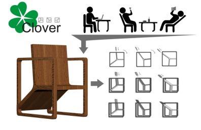 Premio FONDAZIONE ALDO MORELATO CLOVER 1 social design magazine