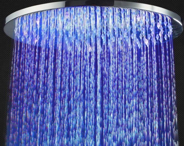 キセノンシャワーヘッド