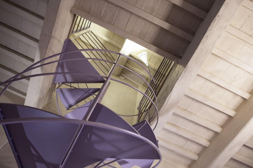 Αναδιάρθρωση διαμέρισμα σε ένα ιστορικό κτήριο σε Λούκα