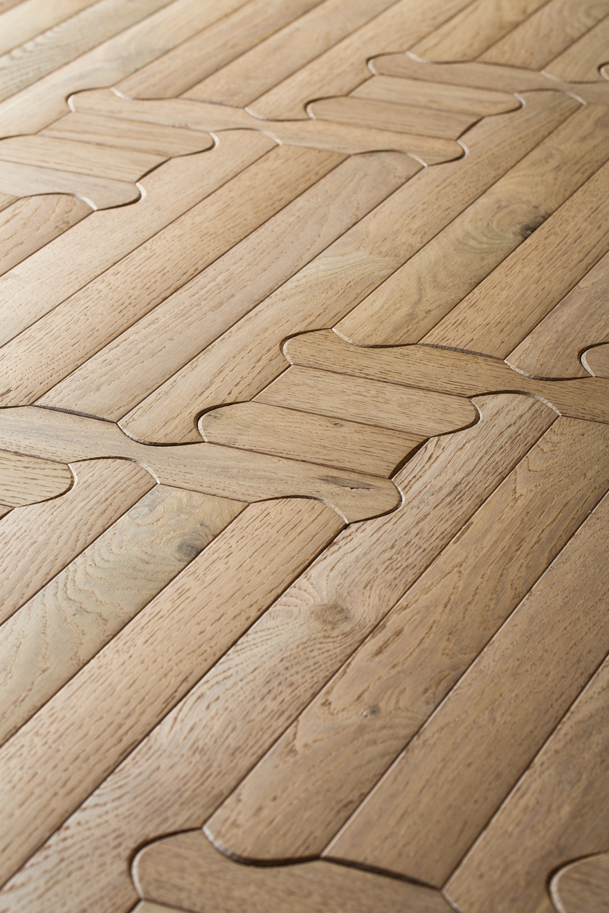 Τα πατώματα σκληρού ξύλου Listone Giordano μπισκότο n3 λεπτομέρεια
