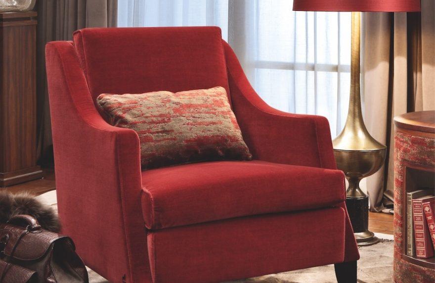 Χριστούγεννα στο σπίτι, καρέκλα Λίζα που Smania Home Couture