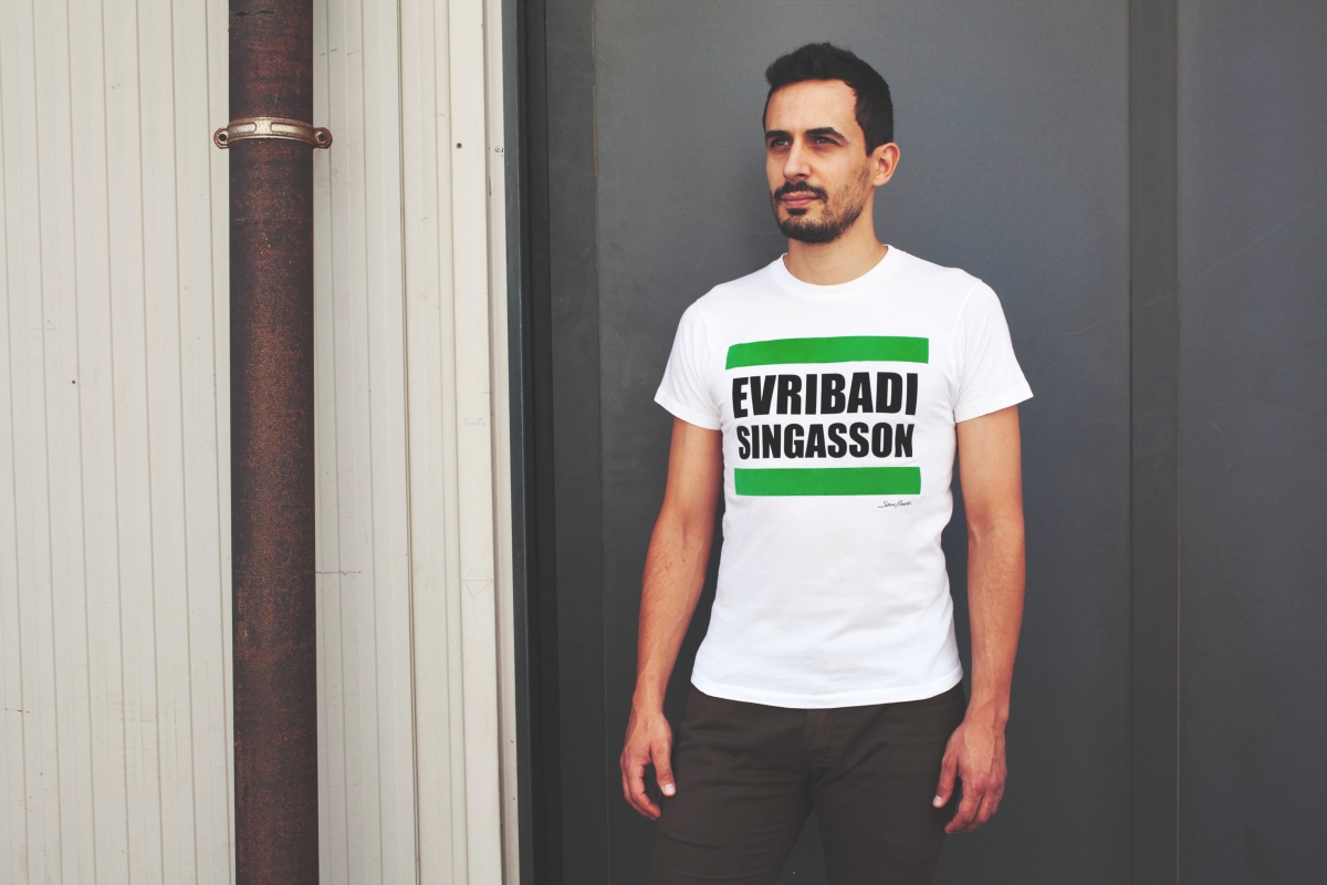 Sam Badi t shirt 02