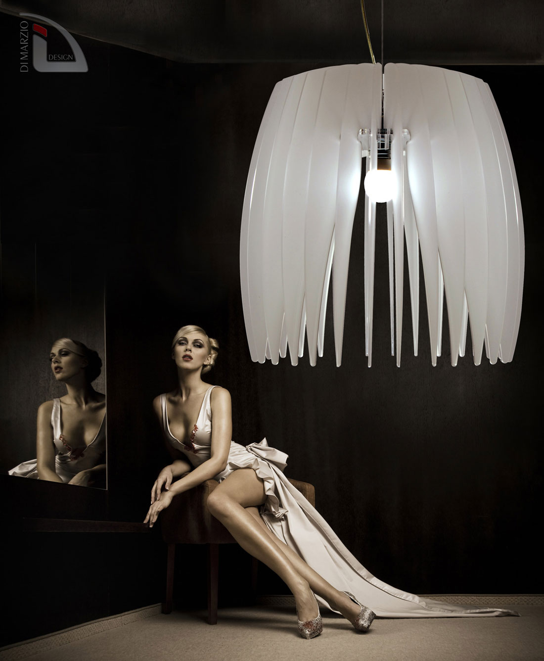 Hydra pendant lamp by dimarziodesign
