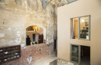 Rada Markovic, lighting design for Massimo Vitali home, ph. Marco Campanini
