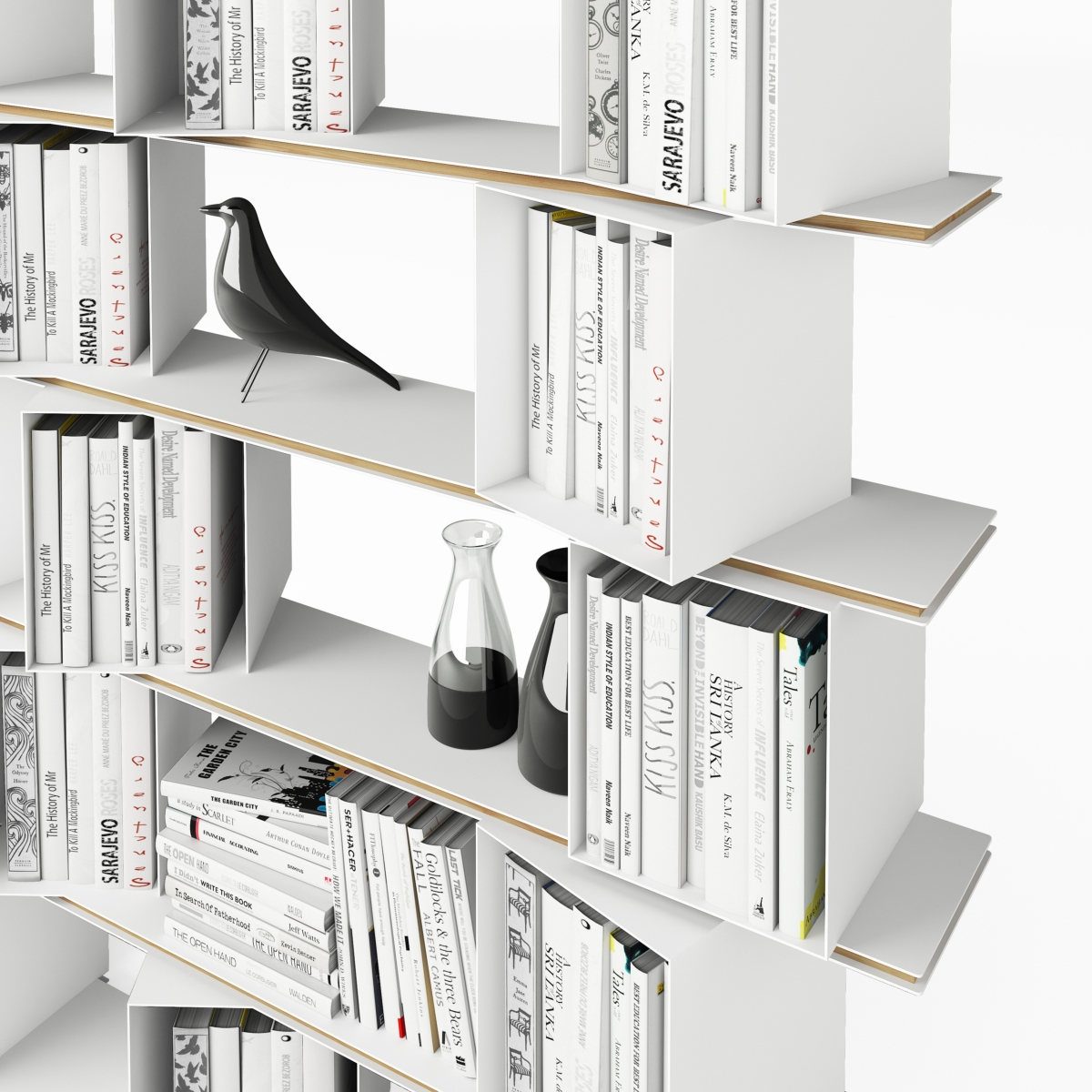 Domitalia modular library Cellar
