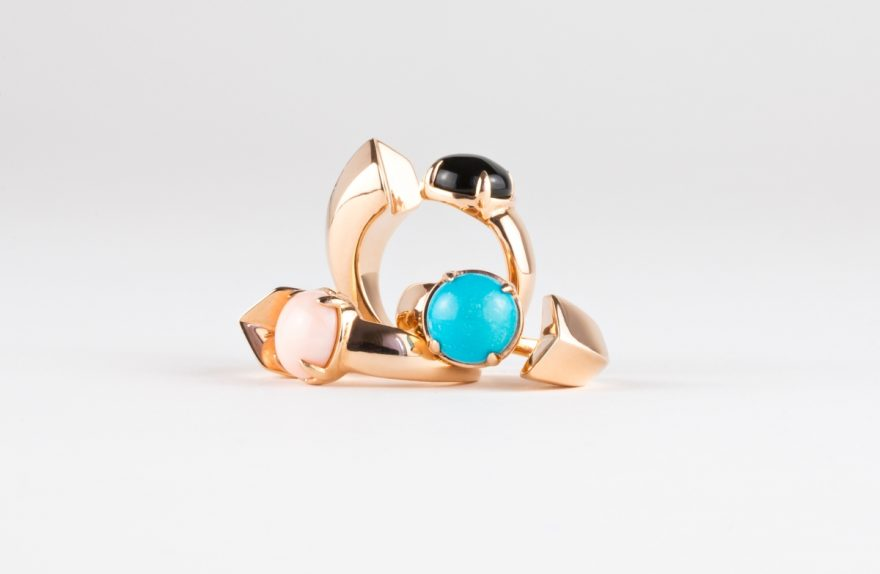 Precious jewels Alejandra ensemble