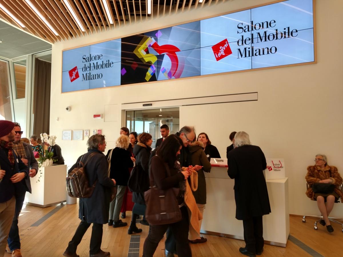 Salone del Mobile 2016 03 presentation