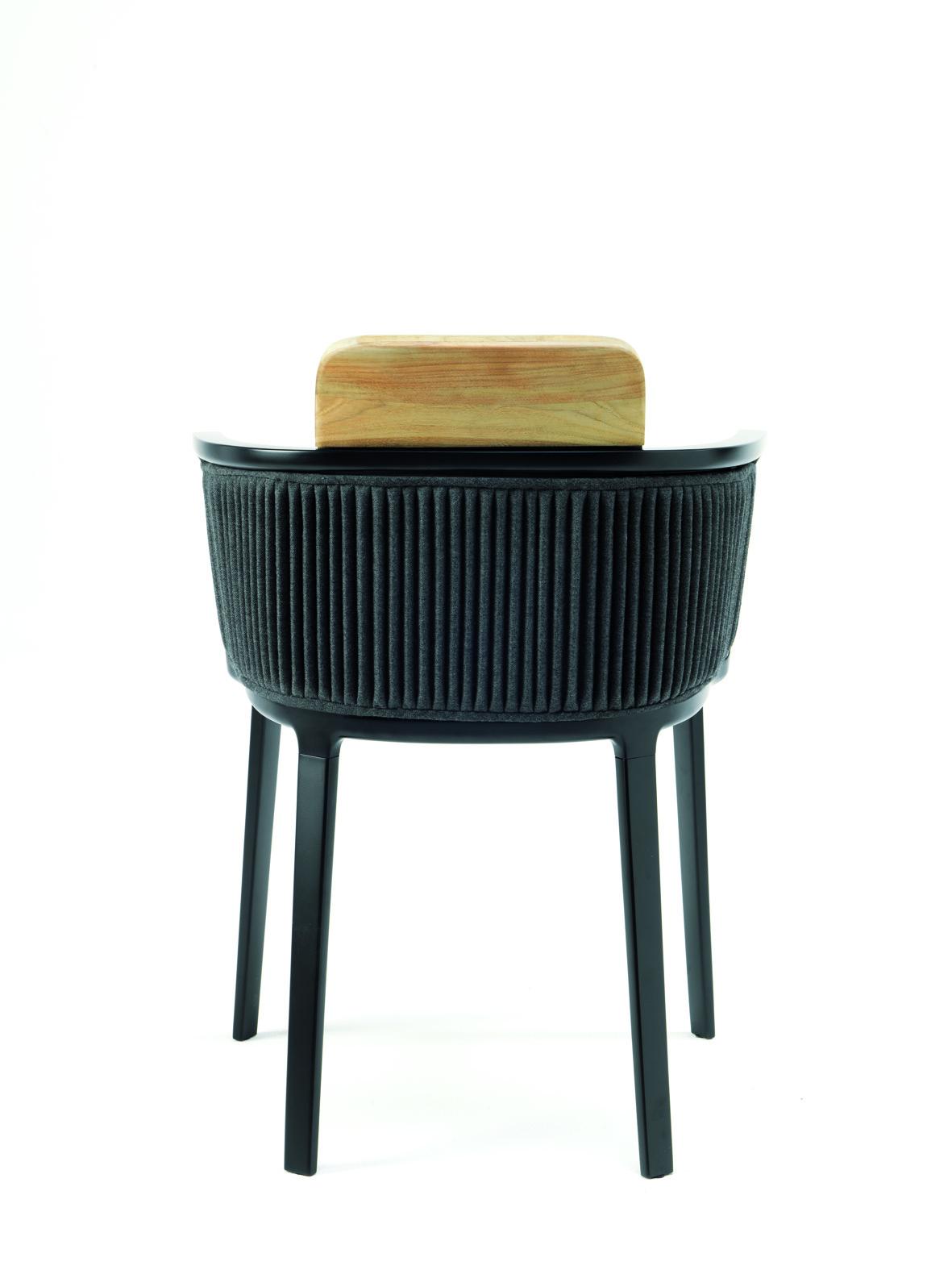 diseño del asiento nicolette Patrick Norguet para Ethimo