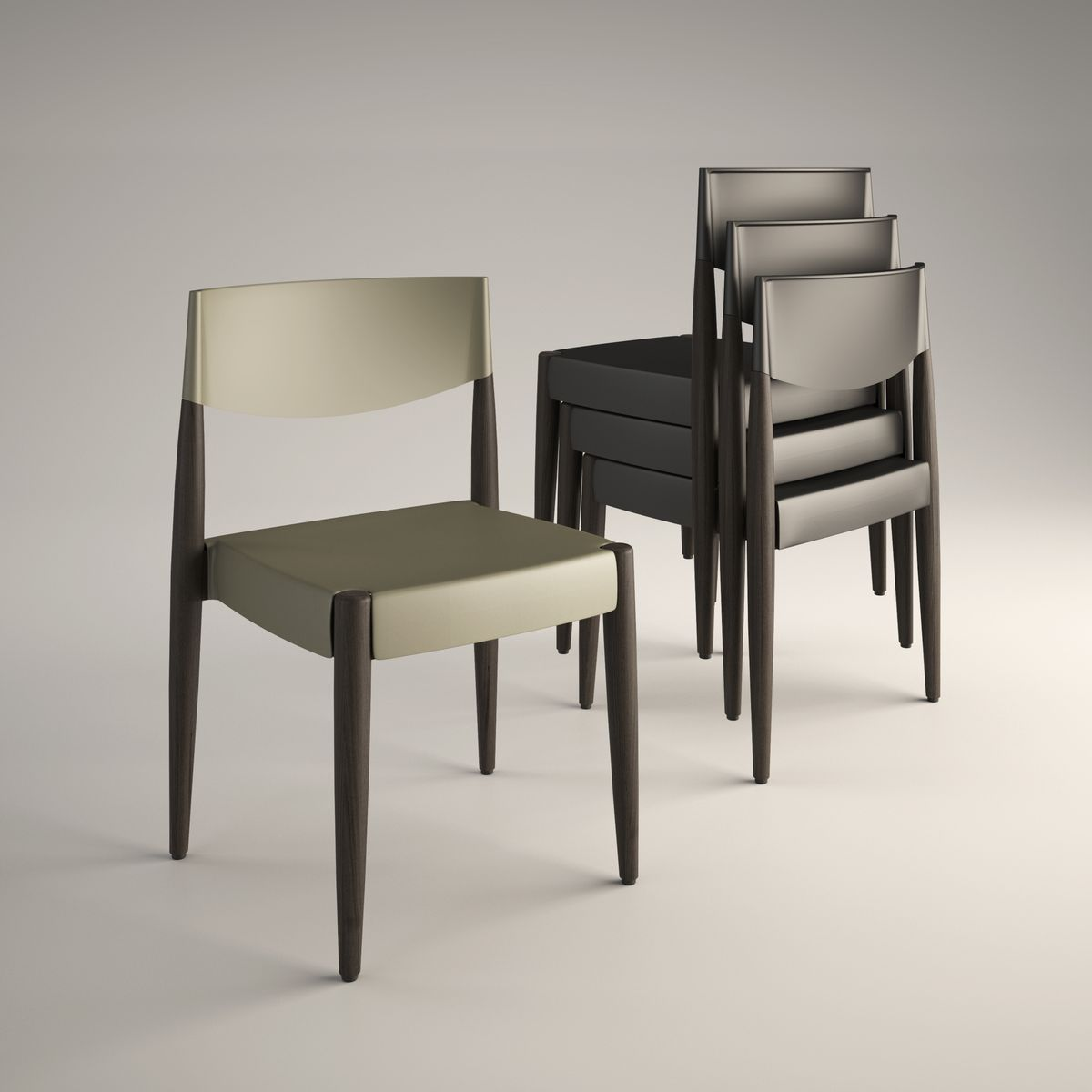 Virna chair, Alma Design