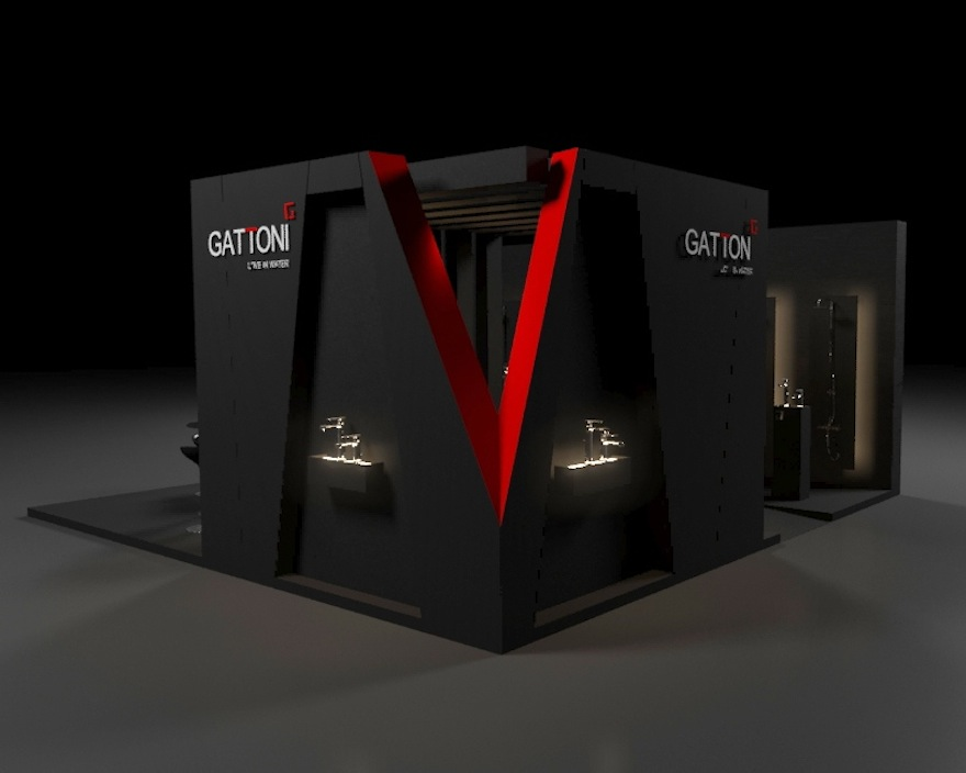 booth Gattoni to Tektonika