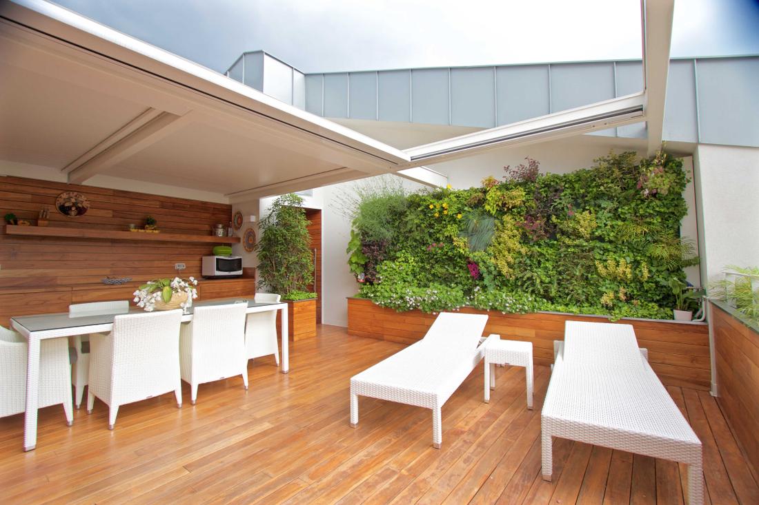 Sundar Ιταλία κάθετο κήπο