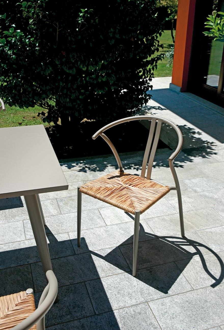 σετ τραπεζαρίας, τραπέζι και καρέκλα Trapani Erice