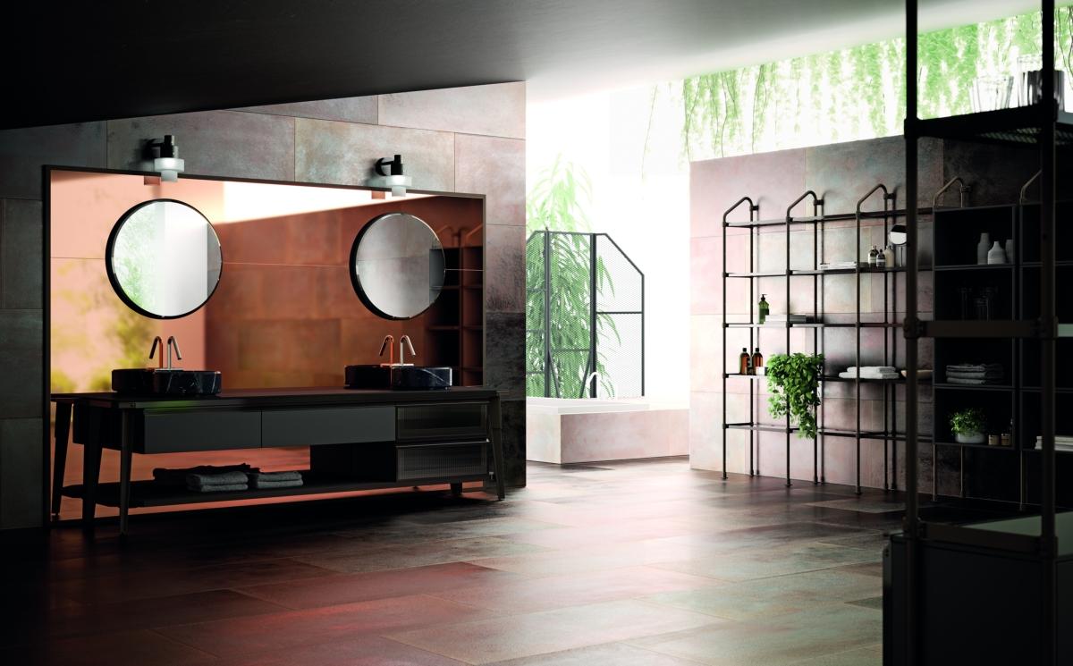 Diesel Atelier ouvert Salle de bains