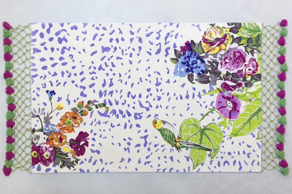 Macao carpet design Vito Nesta