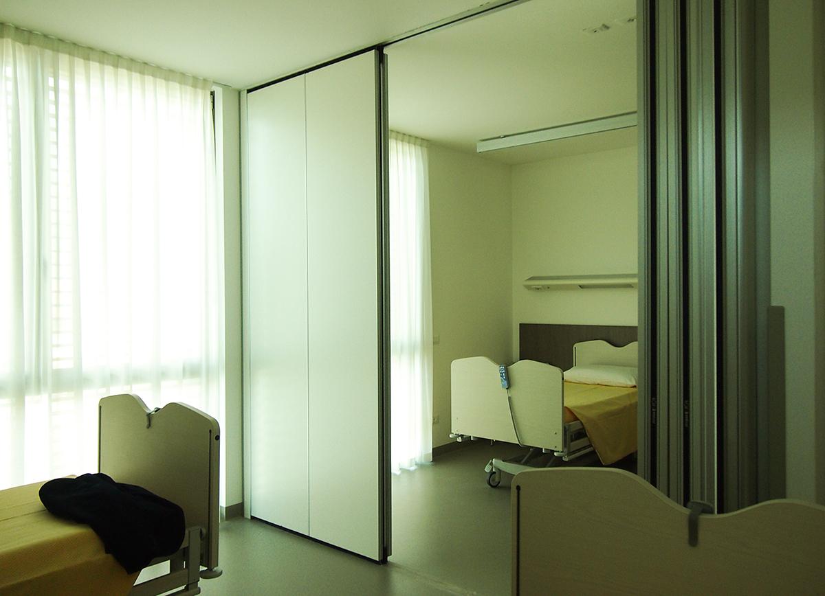 Residenza assistita a Sale Marasino, interno, CCDSTUDIO