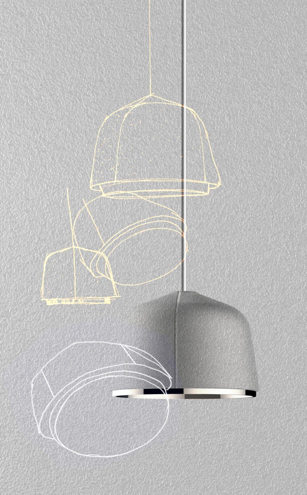 Arumi pendant lamp