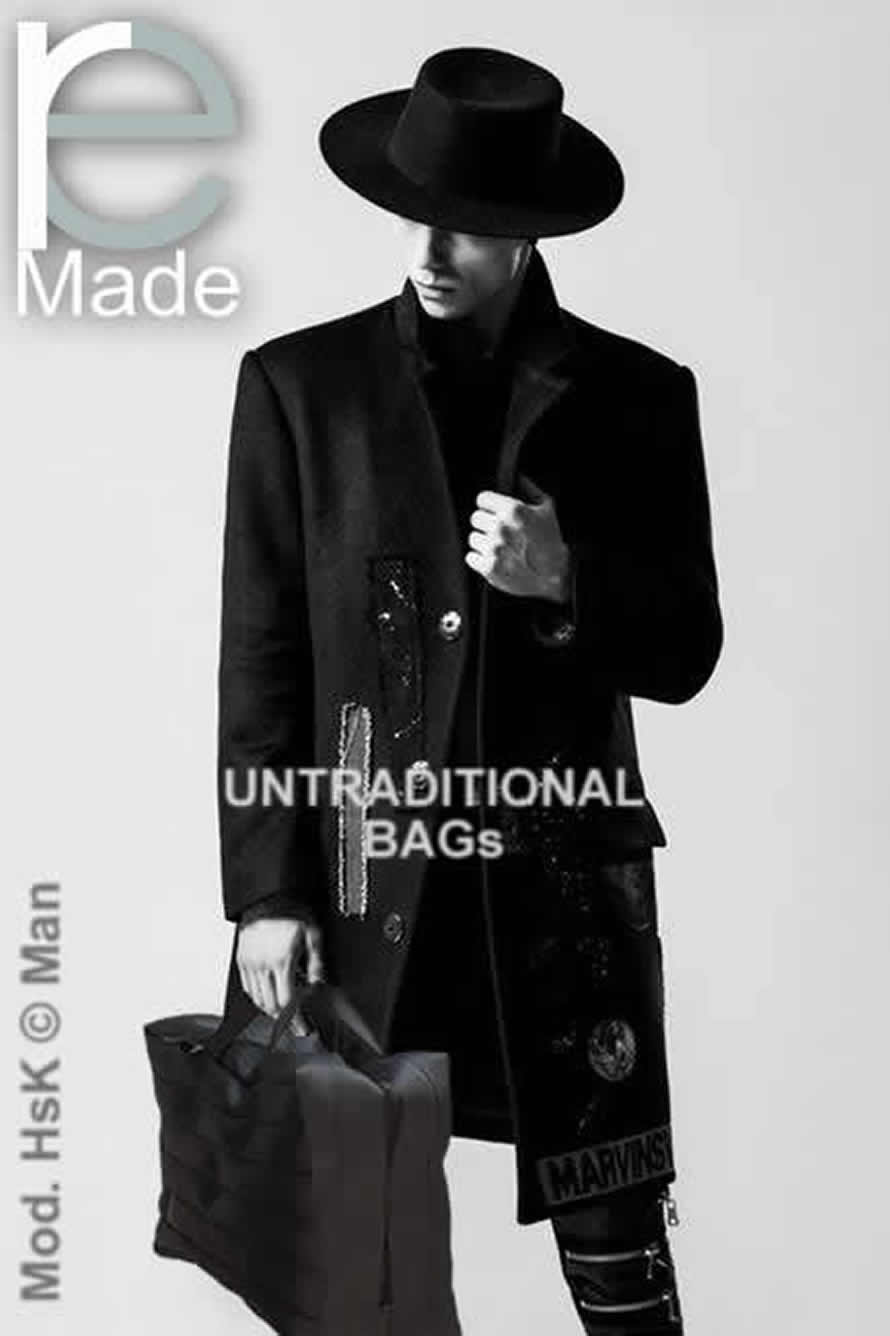 HsK Man Untraditional BAGs