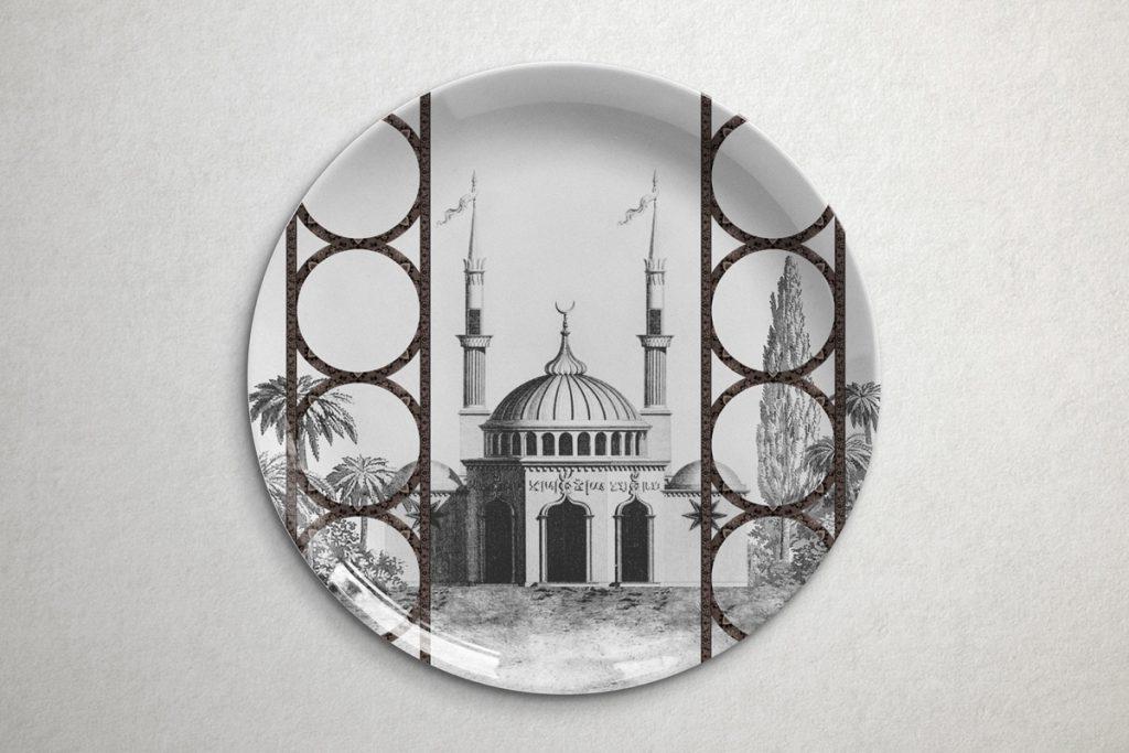collection de plats topkapi