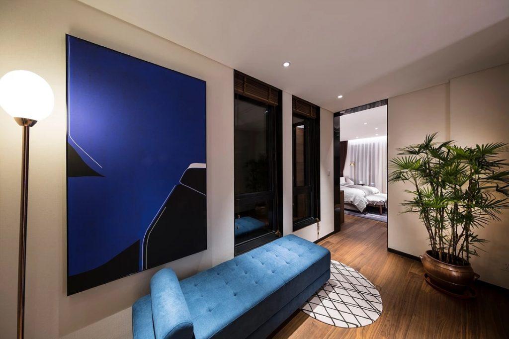 Diseño de prisma Nantong Landscape One Villa