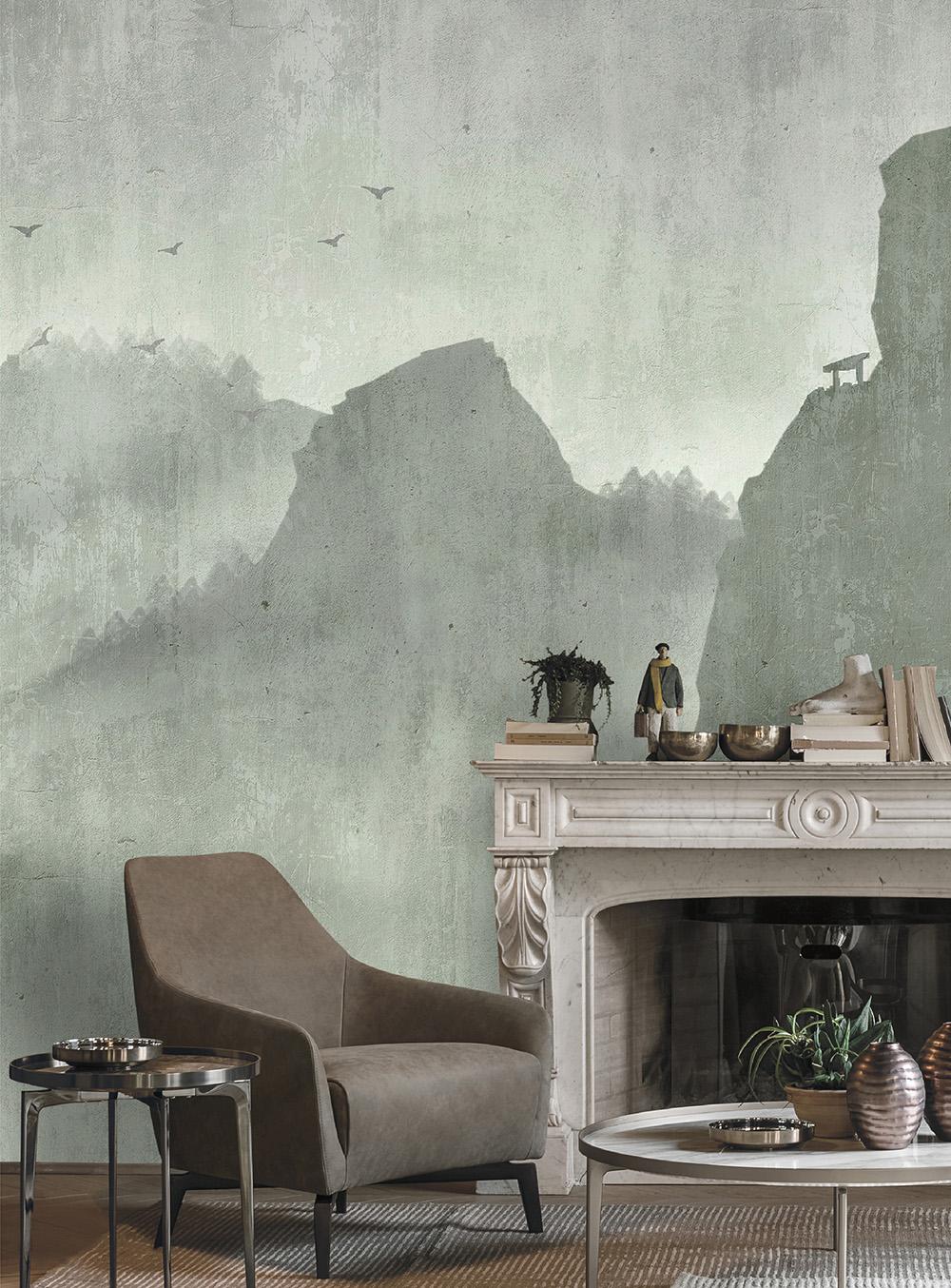 Wallpaper ταπετσαρία Τοπίο
