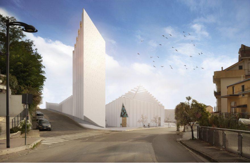 Nuevo complejo parroquial de los santos Peter y Paul