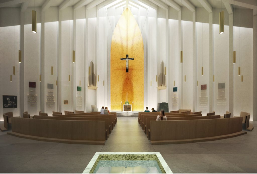Нов парохиски комплекс на светиите Петар и Павле