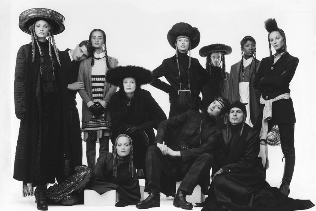 JEAN PAUL GAULTIER Chic Rabbis collection