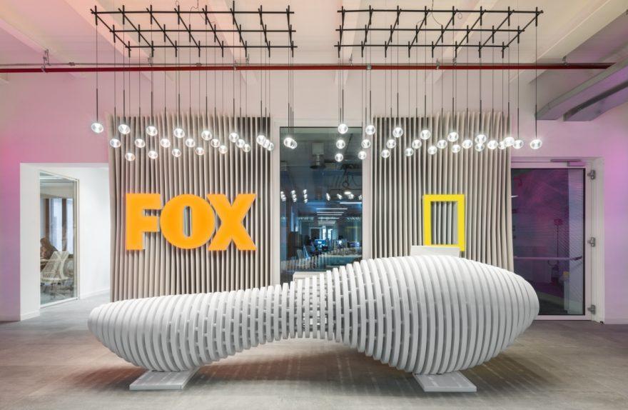 Γραφεία New Fox Network στη Ρώμη