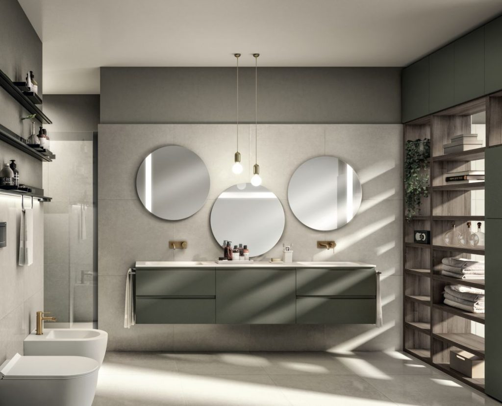 Scavolini Juno μπάνιο