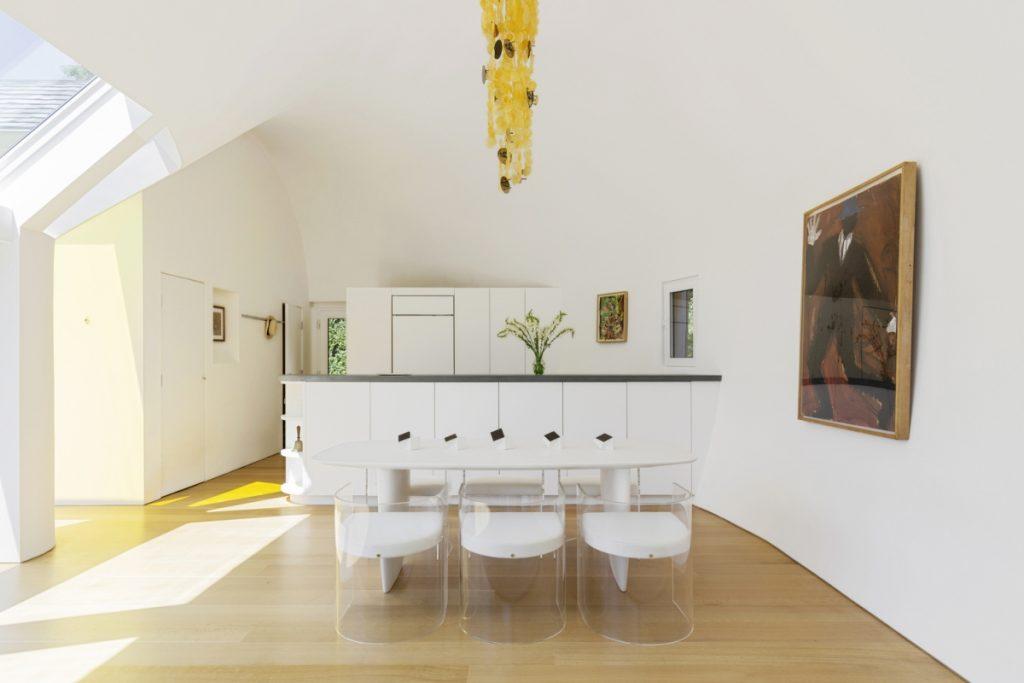 Cocoon εσωτερικό σπίτι