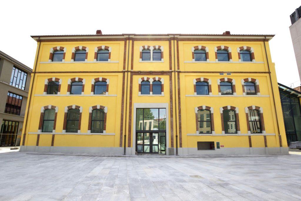 ADI Design Museum, the place - Facade