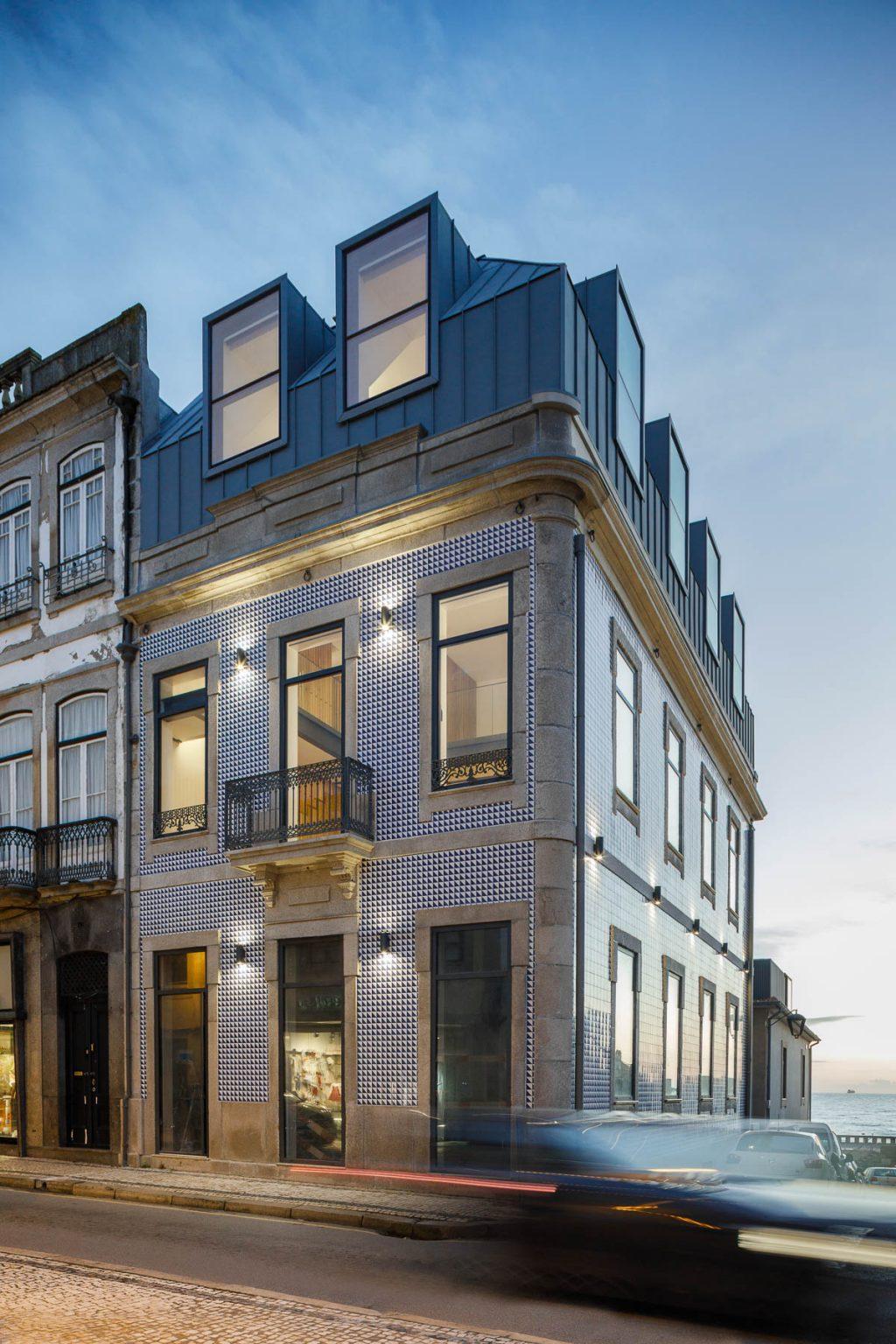 Renovation of Prédio Foz in Porto - As Arquitecto